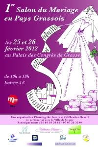 Salon du Mariage de Grasse 2012