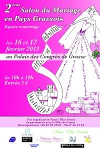 Salon du Mariage de Grasse 2013